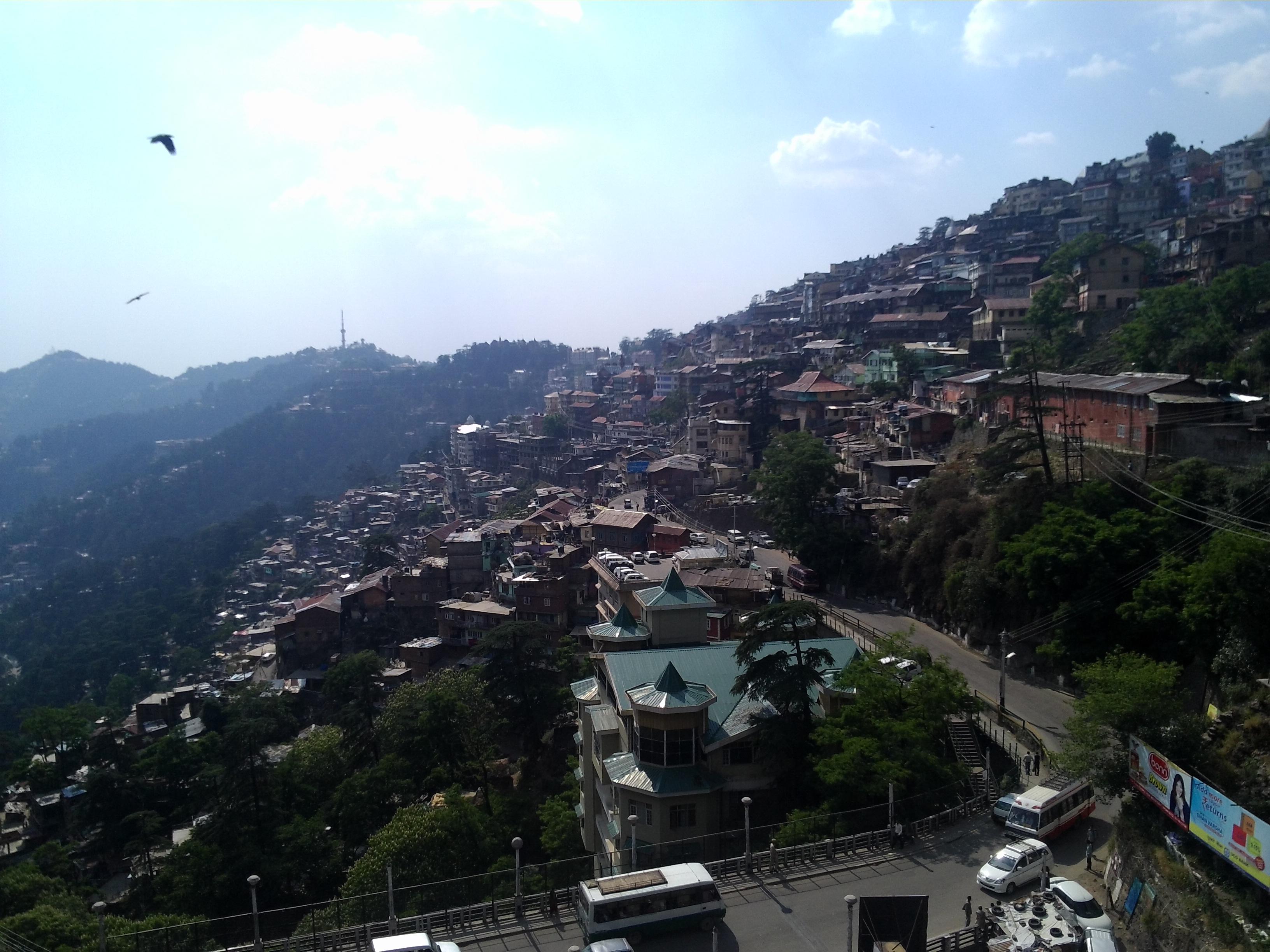 Trip to shimla essay